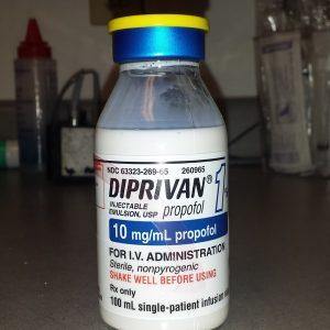 Buy Diprivan Online (Propofol)